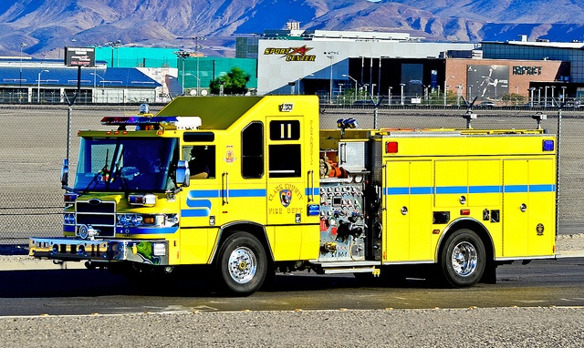 Clark county fire department engine 11 fire ems for Department of motor vehicles carson city nevada