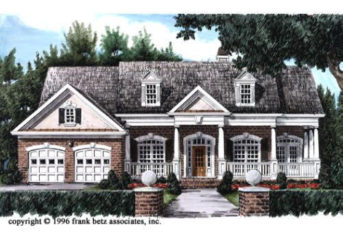 Sabrina home plans and house plans by frank betz for Frank betz homes for sale