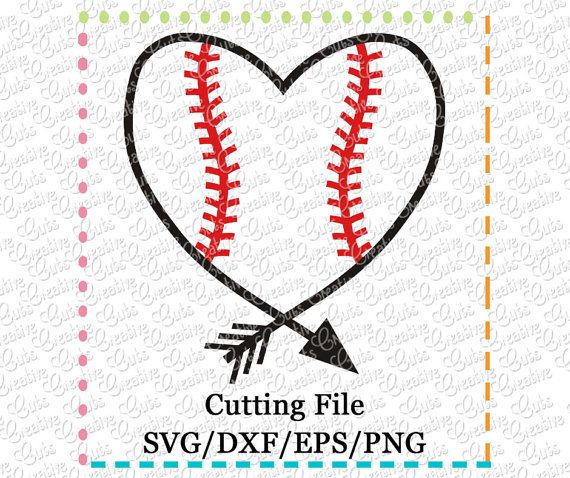EXCLUSIVE SVG eps  DXF Cutting File Heart by Creativeapplique