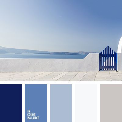 this harmonious blend of blues really brings the outdoor colours indoors, creating so much light and space. perfect for creating calm in a busy space