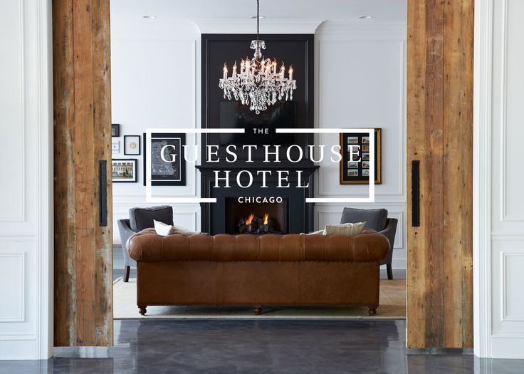 The Guesthouse Hotel | Chicago North Side | Definitely a bucket-list item. These are gorgeous, romantic, wonderfully located.  Only thing is they require a 3-night minimum on weekends, so it's not cheap for just 2 people!