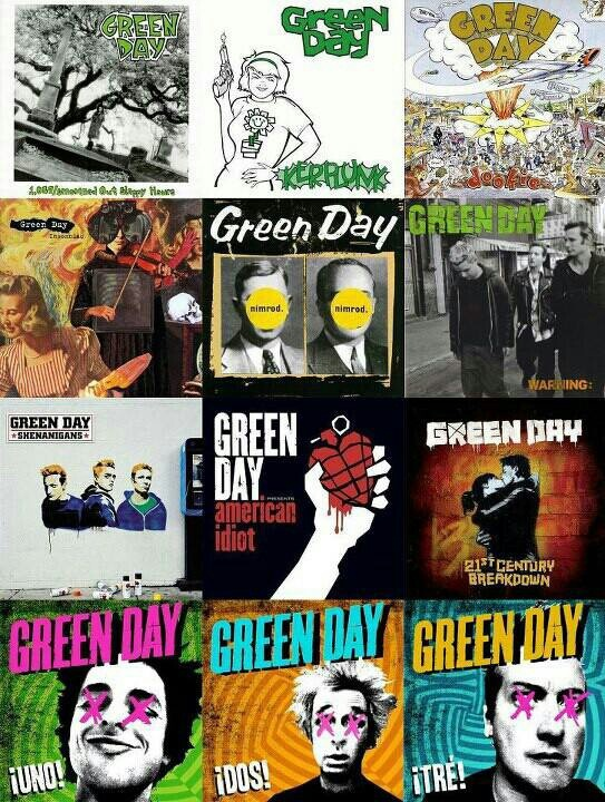 <333 ~Green Day