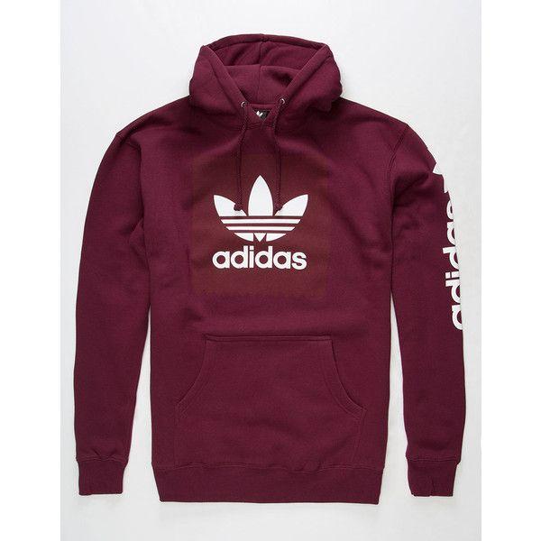 Adidas Tonal Blackbird Mens Hoodie ($55) ❤ liked on Polyvore featuring men's fashion, men's clothing, men's hoodies, mens hoodie, mens lightweight hoodie, mens hooded sweatshirts, lightweight mens hoodies and mens hoodies