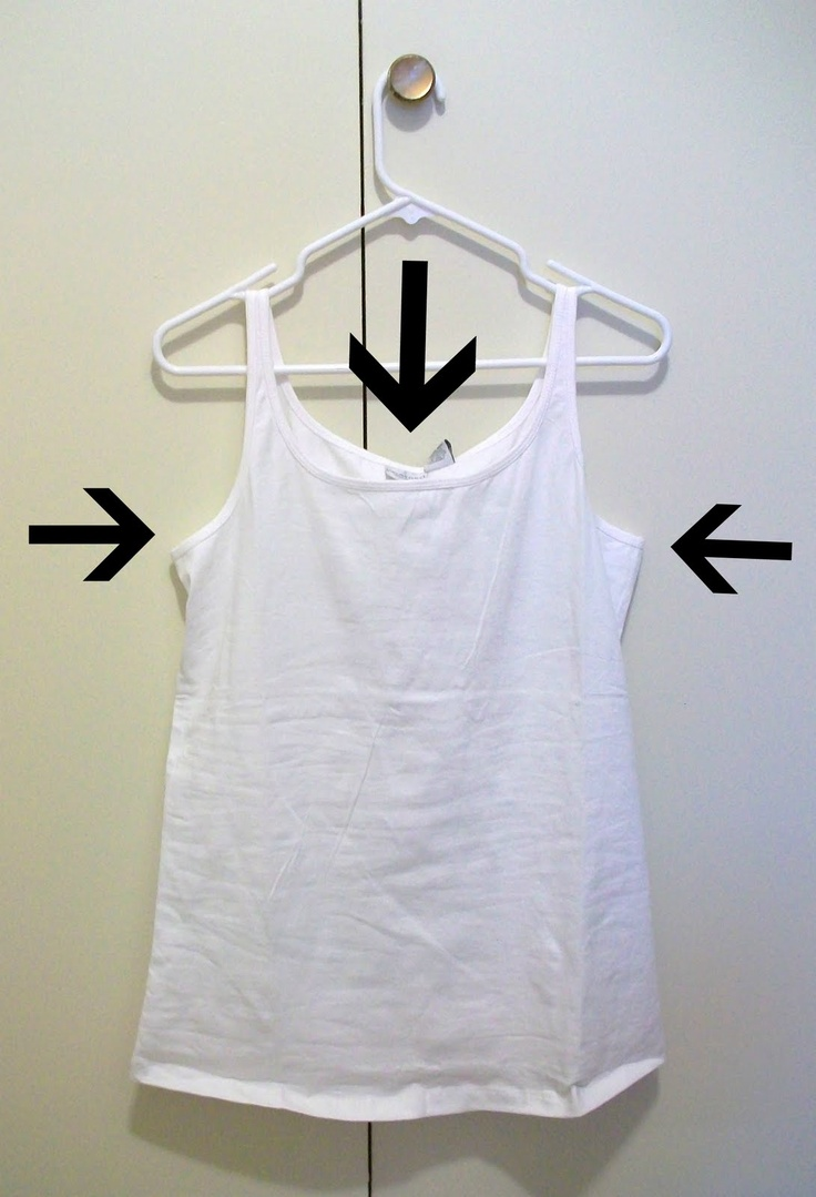 113 best sewing alterations images on pinterest sewing tips raising shoulders on a low cut tank tutorial baditri Gallery