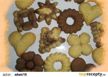 Domácí sušenky - základní recept - TopRecepty.cz