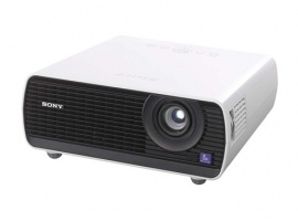 Sony Entry Projectors - The VPL-EX100 is an Excellent choice for Education or Business, are designed to deliver a low total cost of ownership, and include eco-friendly features, thanks to a long-lasting lamp design and low power consumption.