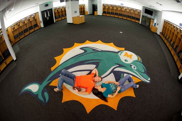 Miami Dolphins NFL Engagement by Santy Martinez | Sun Life Stadium Engagement