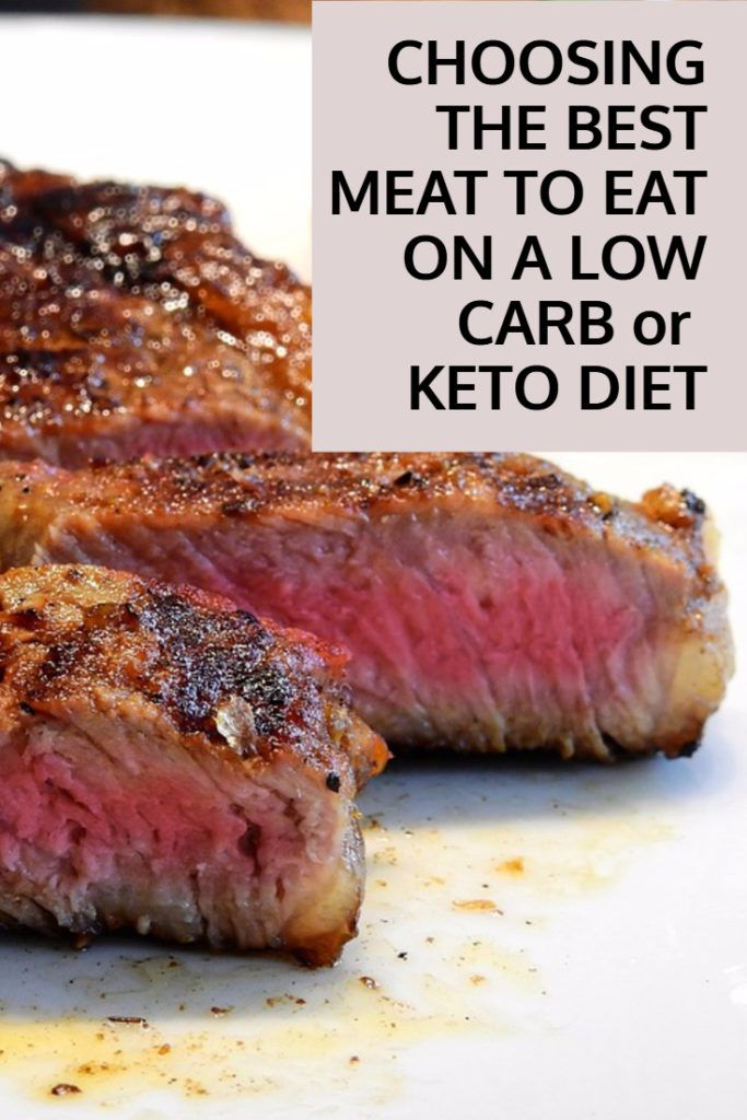 Guide To Eating Meat On A Low Carb Keto Or Paleo Diet