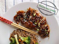 El restaurante del fin del mundo: Pollo teriyaki con salsa casera y fideos soba en 20 minutos