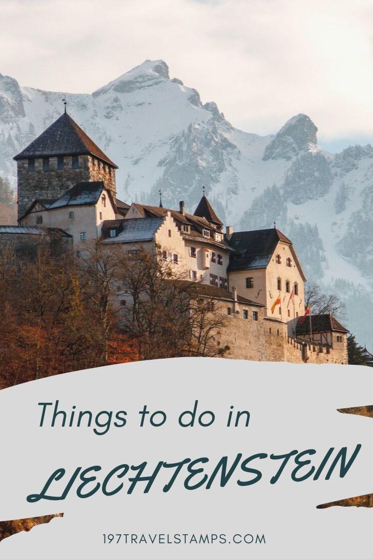 Liechtenstein Travel Tips Travel Europe Travel Destinations Europe Travel