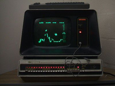 DEC / Digital 1972 GT40 vector graphics system (PDP11, PDP-11) | Computers/Tablets & Networking, Vintage Computing, Other Vintage Computing | eBay!