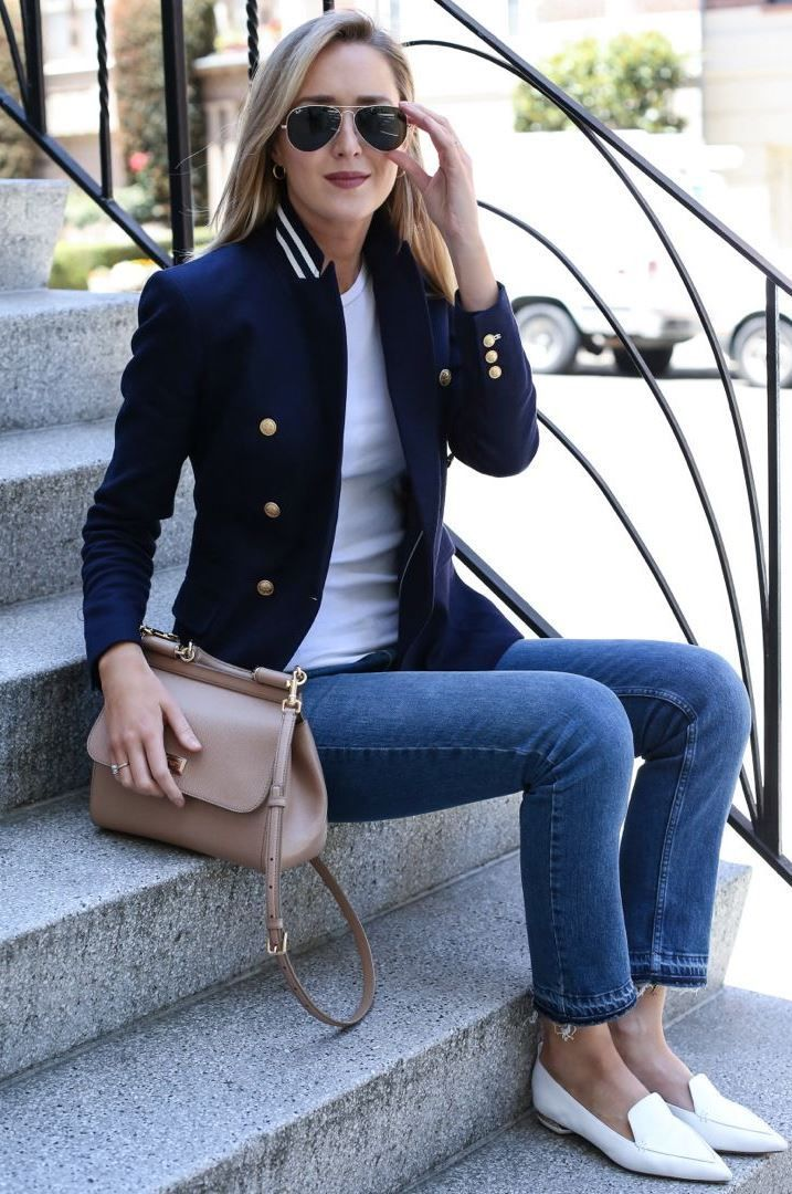 35 Comfy Office Outfits To Wear This Fall