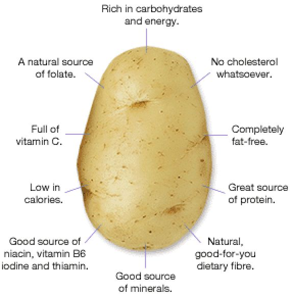 Raw Potato Poultice – Excellent to Draw Infection from ...