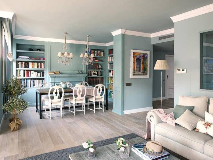 Beautiful Blue Living Room Blue Living Room Teal Living Rooms Trendy Living Rooms