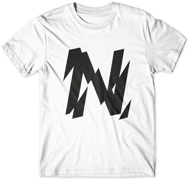 Alphabet n t shirt