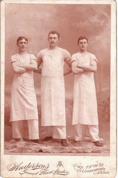 Three Butchers