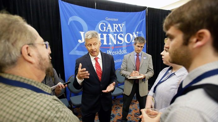 Whether you disagree with Hillary Clinton or Donald Trump, you will find something objectionable in Gary Johnson's views, too.