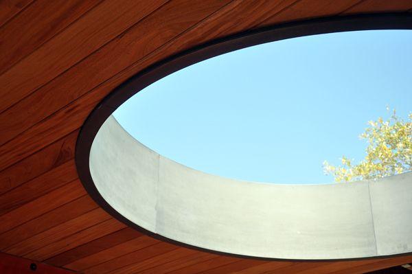 The KHouse Modern Oculus closeup