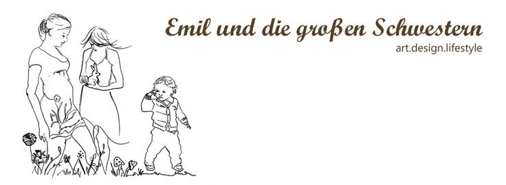 Emil und die großen Schwestern -- german blog art.design.lifestyle