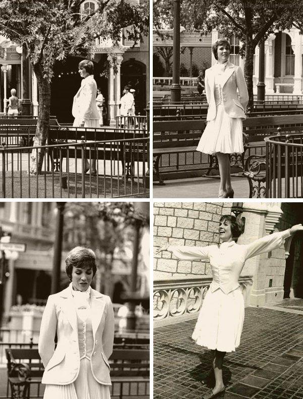 Julie Andrews at Disney