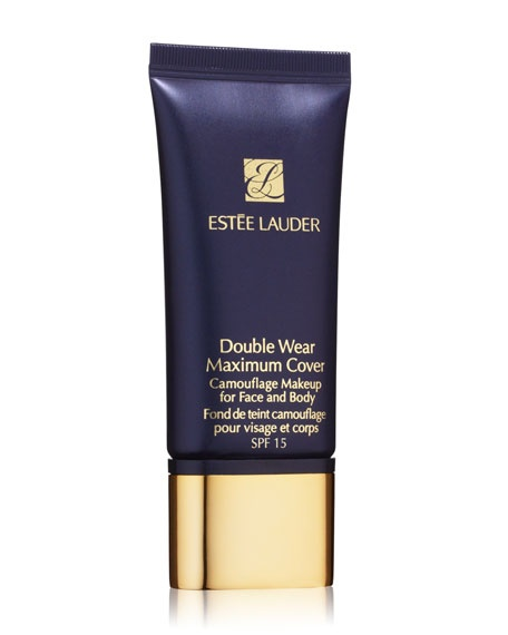 I LOVE IT! a little goes a long way... Must use with a day cream and apply with your fingers for best results!!.......Estee Lauder Double Wear Maximum Cover foundation