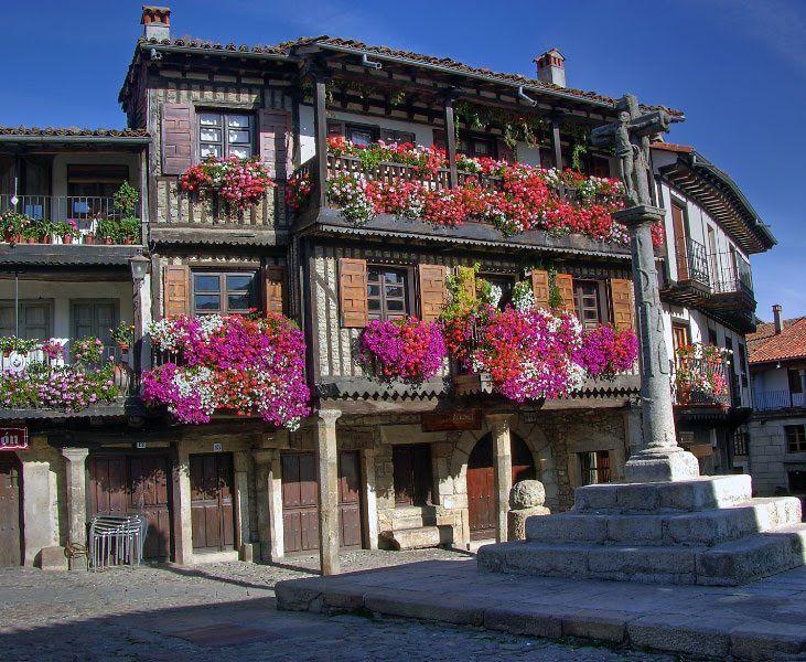 Los pueblos más bonitos de España, La Alberca - http://sixt.info/Sixt-Viajar