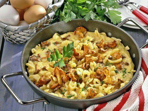 Kasespatzle #german #food | Recipes | Pinterest