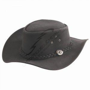 Chapeau RANDOL'S Huile - chapeau cowboy - sellerie en ligne