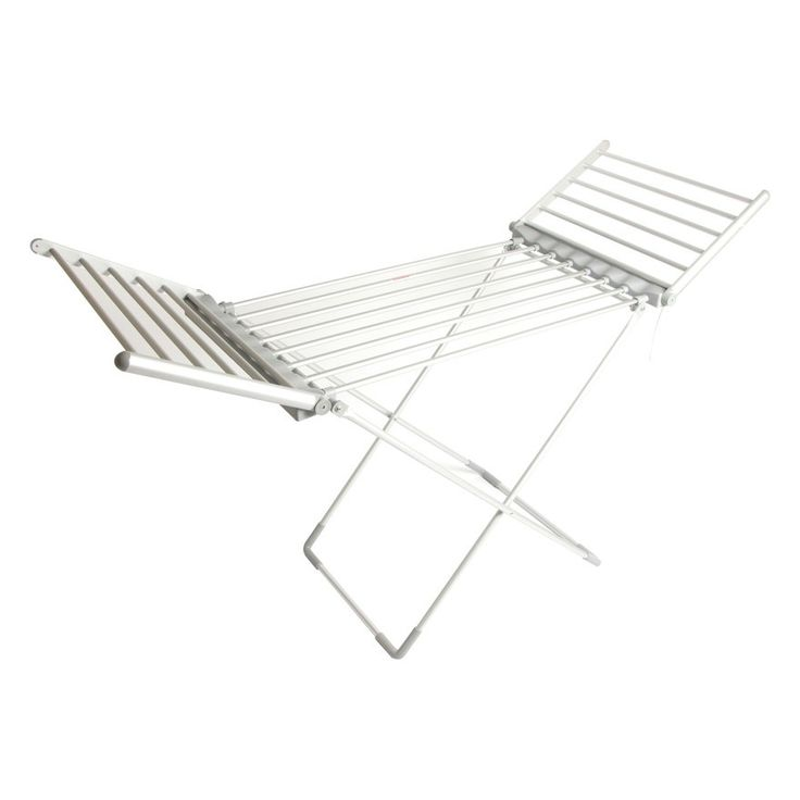 Prinetti Portable Heated Clothes Drying Rack - Made from Aluminum 230W Heats Up  $114.95 out of stock