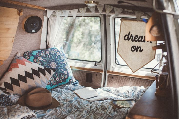 Couple lives in a van for 5 years traveling around Europe