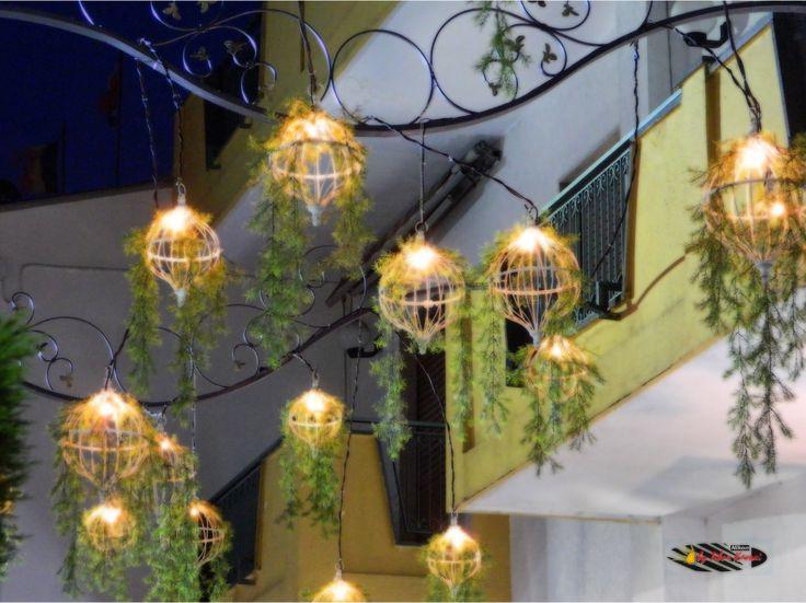 Hotel Degli Ulivi***, Gragnano, Campania, Italia, Nikon Coolpix L310, 23.2mm, 1/6s, ISO800, f/4.7, HDR-Art photography, 201507132112