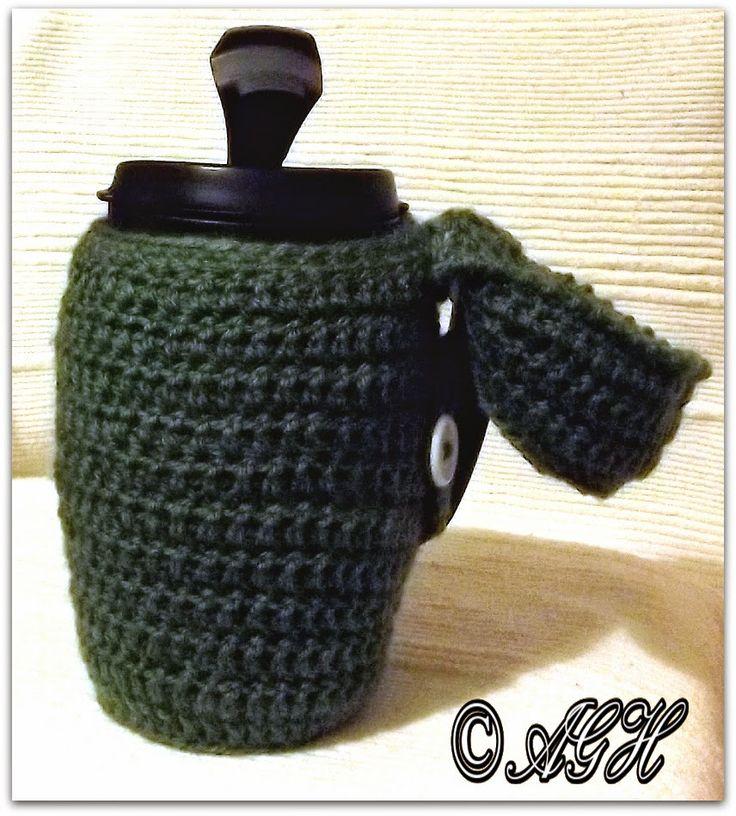 AG Handmades: Thermal Large Mug Mate