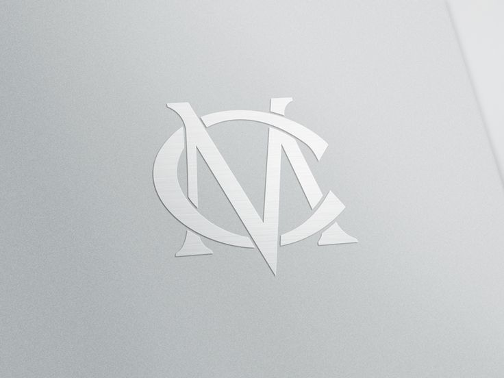MC monogram logo