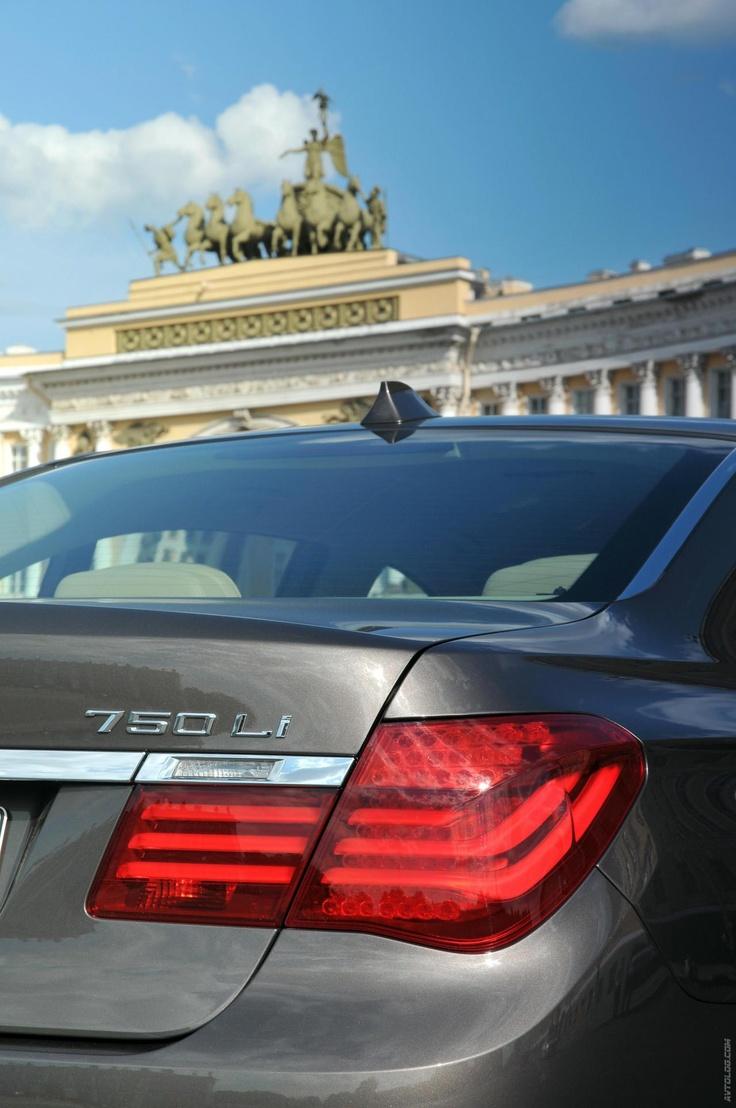 2013 BMW 7 Series #ElmhurstBMW (My Preference: Silver or GunMetal) #Hers