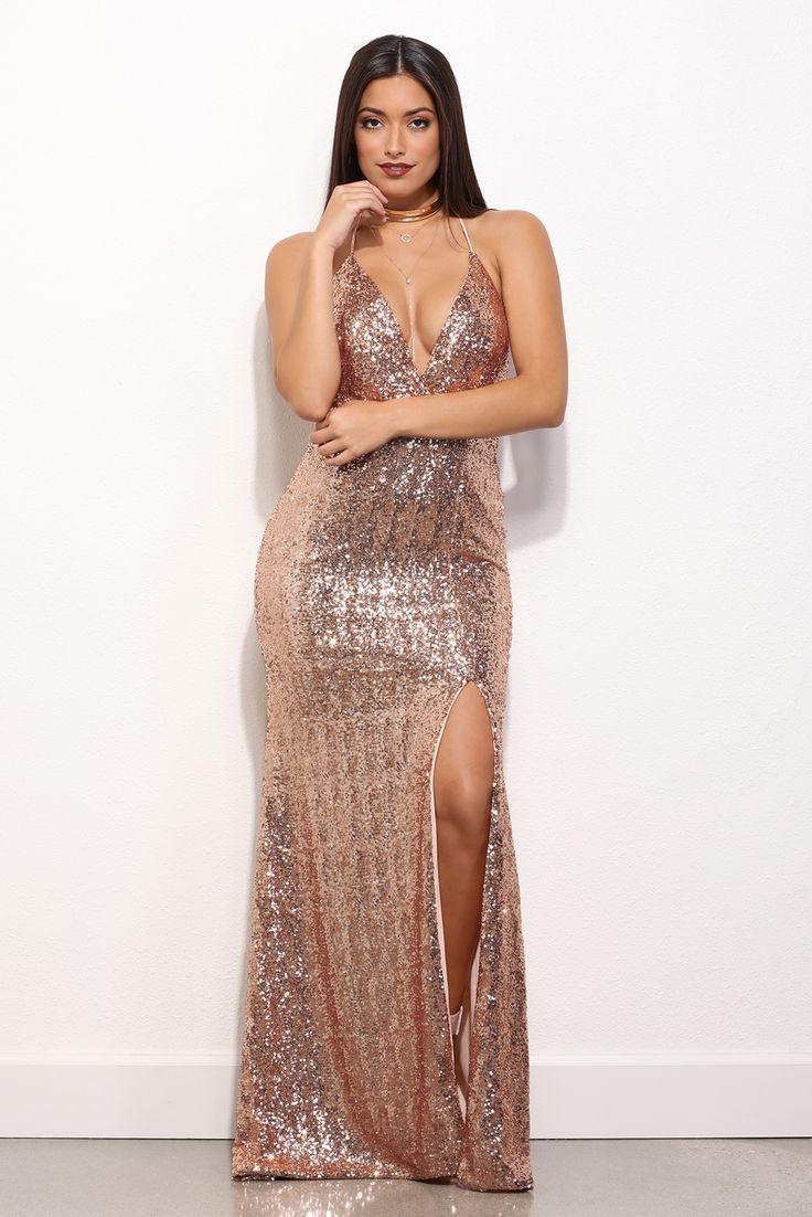 Best 25+ Gold homecoming dresses ideas on Pinterest ...