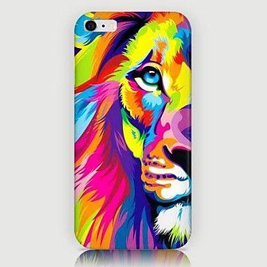iPhone 6 - Custodia posteriore - per Grafica/Design speciale/Altro/Animali ( Multicolore , Plastica ) – EUR € 2.99