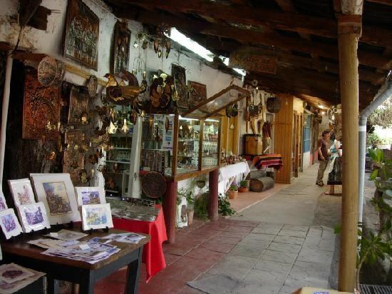 Santiago, Chile-LOS Dominicos village