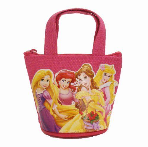 Disney Princess Tiny Coin Purse 4.5 x 3.5 - 3 Bags @ niftywarehouse.com #NiftyWarehouse #Disney #DisneyMovies #Animated #Film #DisneyFilms #DisneyCartoons #Kids #Cartoons