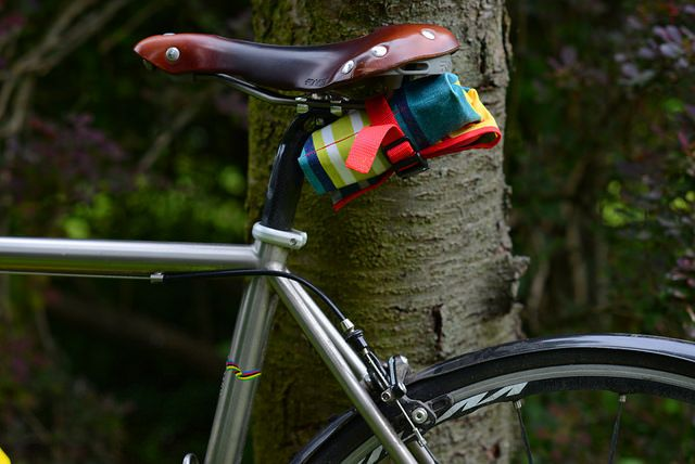 Velo Bagworks Tool Roll as reviewed by @lovelybicycle