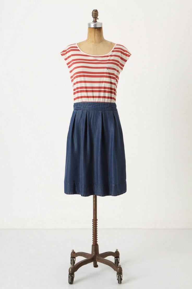 Readymade Dress: Dresses Clothing, Sailors Outfits, Summer Dresses, Sailors Dresses, Readymad Dresses, 4Th Of July, Nautical Dresses, Day Dresses, Readymade Dresses