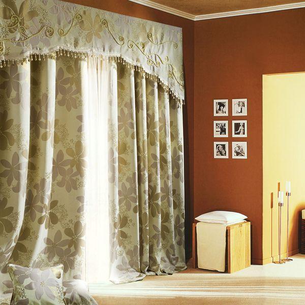Encuentra mas informaci n sobre cortinas para salas con for Cenefas para cortinas