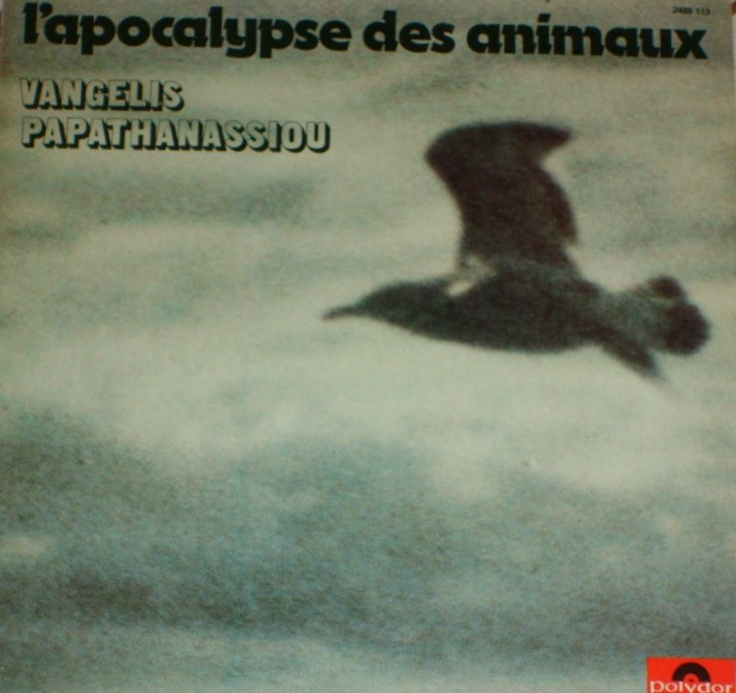 Vangelis - L'Apocalypse des Animaux | 1973