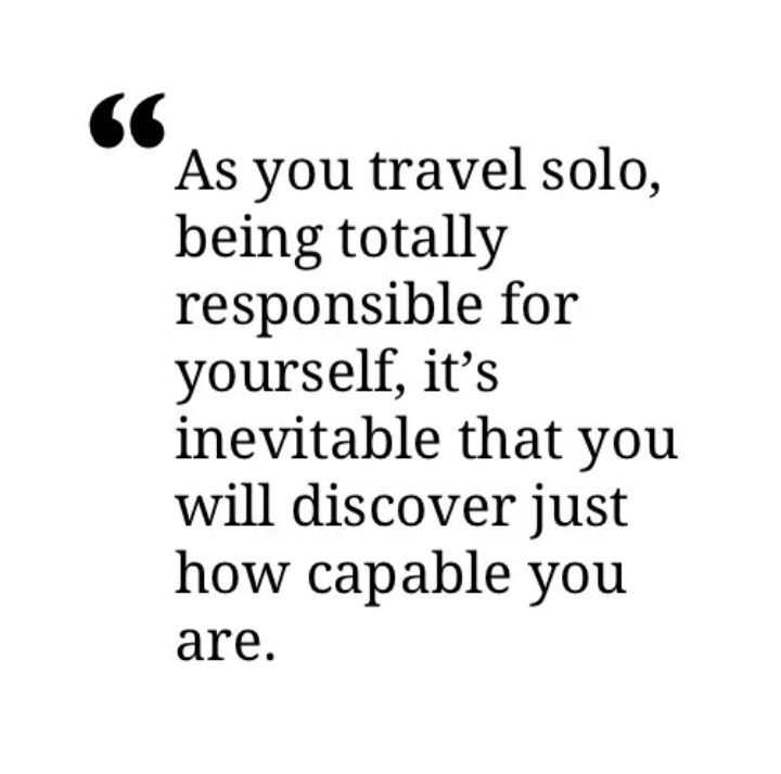 wandertips solo quotes about traveling alone