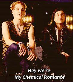 My Chemical Romance | Mikey Way | Danger Days' Kobra Kid | Hey, we're My…