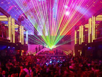 Dance till dawn in the city's swankiest clubs