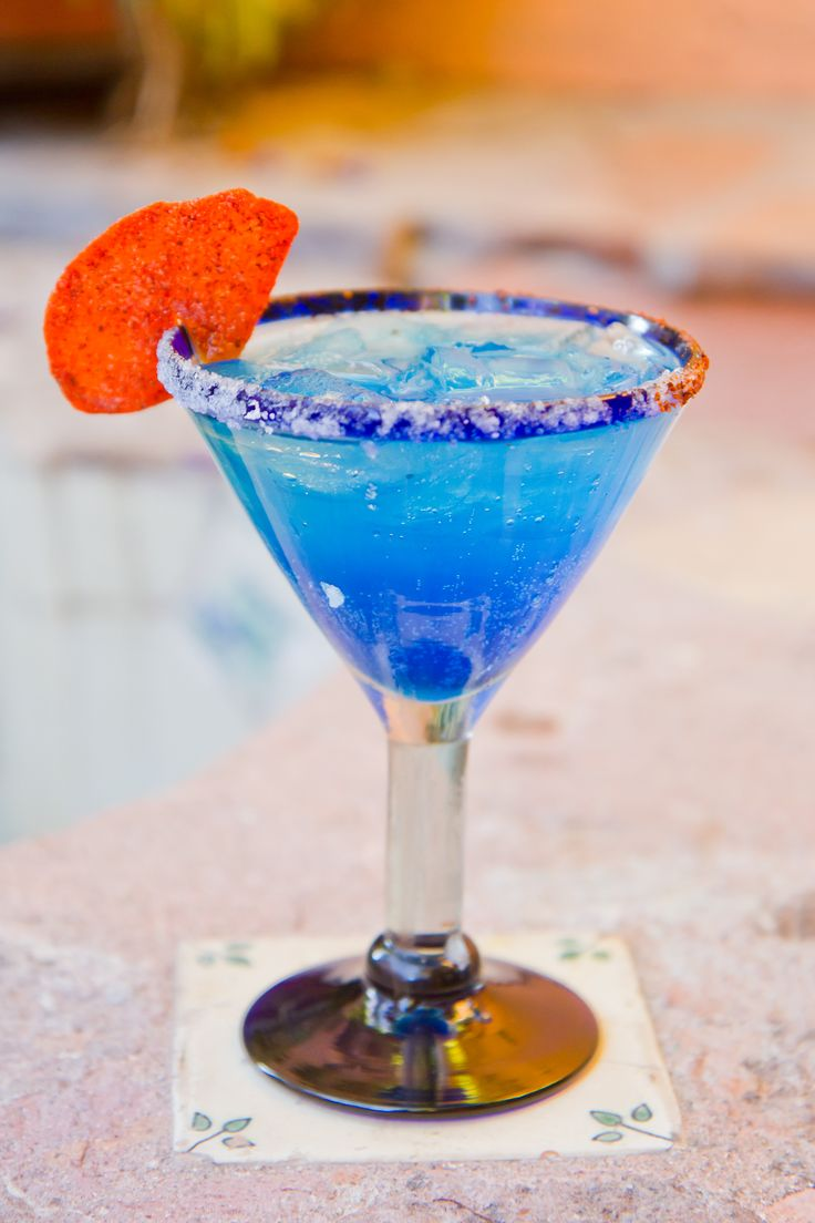 Sprinkle Mexican magic on your celebrations with a Blue Margarita, based on the uber-chic local spirit - mezcal. Mix 2oz mezcal joven (young mezcal), 0.5oz Cointreau, 1oz Curaçao Azul and 0.5 oz lime juice. Frost the rim of a stylish glass in salt, add a mango or lime wedge - and imagine you are at the Blue Bar of Belmond Casa de Sierra Nevada, at San Miguel de Allende in central Mexico.