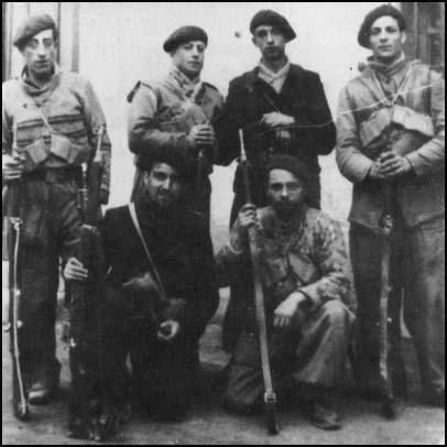 French members of the International Brigade in Madrid in 1936.The International Brigade is an umbrella term given to numerous groups that arrived in Spain to help the Republican cause – the overthrow of the Nationalist attempt to take over the country. Members of the International Brigade came from numerous countries – Great Britain, France, the USSR, and the former Yugoslavia for instance. However, while they may have had the same desire, the International Brigade was a collection of…