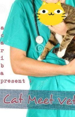 Cat Meet Vet #wattpad #romance