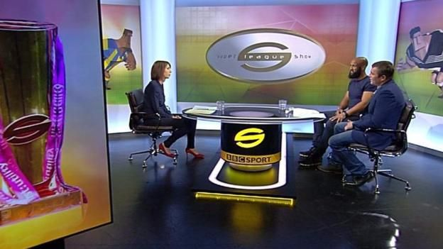 Jamie Jones-Buchanan and Iestyn Harris discuss the workload of Super League players in 2017 after a second double-header. Source link...
