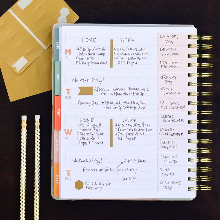 - DESCRIPTION - FEATURES - SPECIFICATIONS Our 2017 liveWELL Planner is the ultimate combination of style, function & design for any woman. This weekly planner features thick luxurious paper with the f